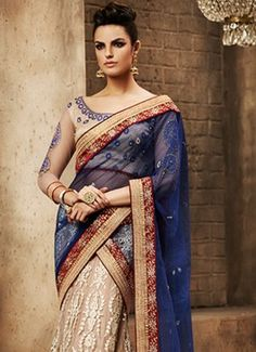 Dilettante Blue Lehenga Saree Email - support@ethnicoutfits.com Call - +918140714515 What's app / Viber - +918141377746 Blue Lehenga, Lehenga Saree, Sari, Ethnic Sarees, Indian Sarees, Ethnic Outfits, Shopping Stores, Indian Ethnic, Sarees Online