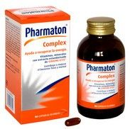 Pharmaton Complex es una fórmula equilibrada de vitaminas y minerales esenciales con extracto estandarizado de Ginseng G115 que:      Cont...