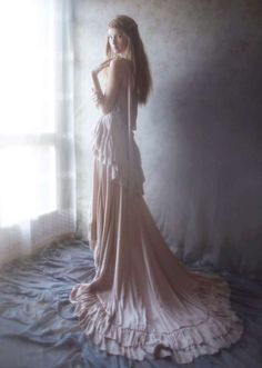 Annika by Vivienne Mok is at Once Ethereal and Strong #photography