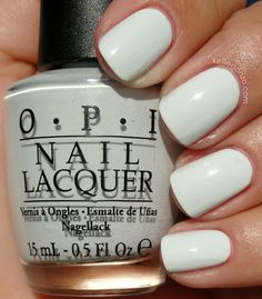 OPI My Boyfriend Scales Walls (The Amazing Spiderman collection)    The more I see it, the more I want it!
