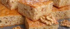 Recept Řecký medový koláč s ořechy