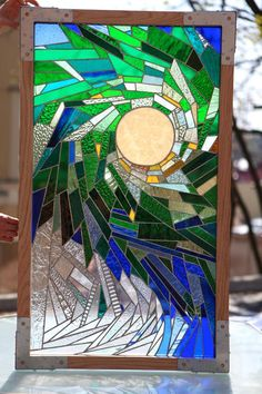 Forced Creativity - Delphi Stained Glass