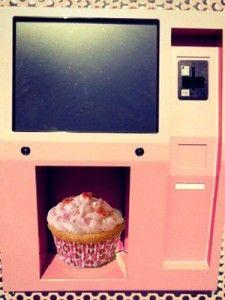 cupcake dispenser machine