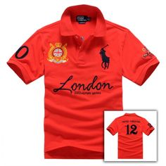 10 Best LONDON OLYMPIC images | Mens tops, Polo t shirts