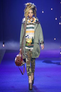 Marc Jacobs | Ready-to-Wear Spring 2017 | Look 29