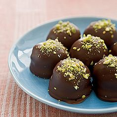 Strawberry Bonbons  Everyday with Rachael Ray  June/July 2008