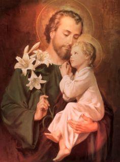 Heiliger Josef, Schutzherr der Kirche