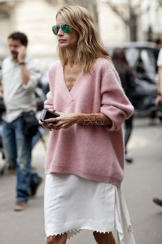 We can't get over this perfect blush pink hue.