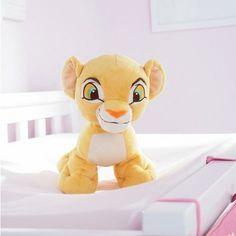 THE LION KING Nala's Jungle 4-Piece Crib Bedding Set