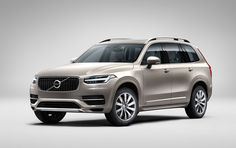 8 fantastic cars for big families: The 2016 Volvo XC90 is gorgeous, roomy, and fits 3 child safety seats in the second row alone. See 7 more smart options on the post, all vetted by certified car seat installation experts. | via cars.com (partner)