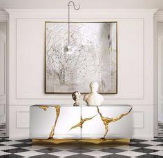 IMM COLOGNE 2018: L'APPROCHE MINIMALISTE-MAXIMILISTE DE BOCA DO LOBO - http://magasinsdeco.fr/imm-cologne-2018-lapproche-minimaliste-maximiliste-de-boca-lobo/ - #interiordesign #luxuryfurniture #marquesdeluxe
