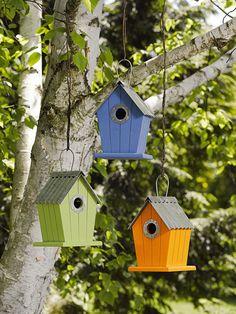 lovely birdhouses - Pesquisa Google
