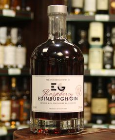 Woop Woop - Loverly!   Edinburgh Raspberry Gin