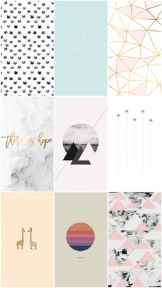 22 Ideas For Wallpaper Minimalistas Flores Aesthetic Pastel Wallpaper, Trendy Wallpaper, Galaxy Wallpaper, Cute Wallpapers, Diy Stickers, Printable Stickers, Planner Stickers, Jessica Flores, School Book Covers