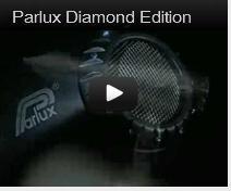 Descubre la edición limitada de Parlux Diamond Edition con cristales de Swarosky.