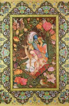Persian and Miniature on Pinterest