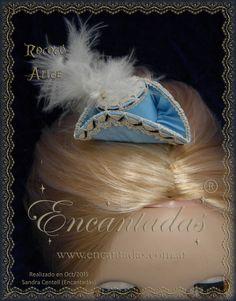 Blythe Rococo Alice - Maria Antonieta detalles 2 by Encantadas.deviantart.com on @DeviantArt