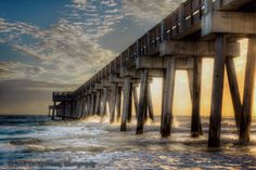 Panama-city-beach-Florida-pier