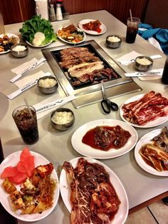 SEUNGRI 1ST BDAY AT A HANOK SOMEWHERE, PRINCE THEME  Kum Kang San Korean BBQ Buffet in Federal Way, WA