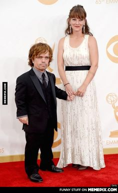 Peter Dinklage and Wife Erica Schmidt