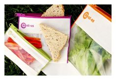 Neat-Os Reusable Food Storage Bags Family Pack (HMN Auction)
