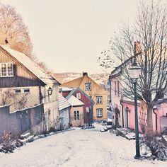 St. Hanshaugen, Oslo, Norway