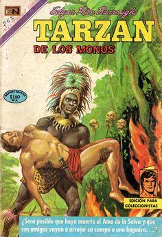 Historietas Viejas: TARZÁN - AÑO XX - Nº257
