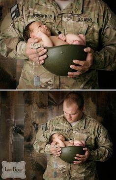 Gotta love army dads