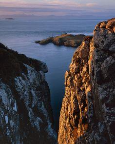 Rubha Hunish on the Isle of Skye