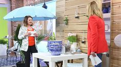 The Marilyn Denis Show | Give Your Patio A Stylish Makeover For Less Than $250