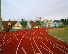 Rona Chang  Tracks, Narvik, Norway, 2003