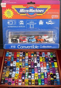 Vintage Toys OMG I miss Micro Machines. I would still collect them if they were still in production. - This stuff was considered cool in the 90s Childhood, Childhood Memories, Retro Toys, Vintage Toys, Old School Toys, Popular Toys, 80s Kids, Classic Tv, Old Toys