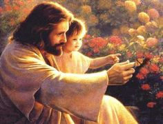 10 Beautiful Depictions of Jesus with His Children | Project Inspired