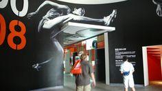 Nike 100 by 2x4 , via Behance
