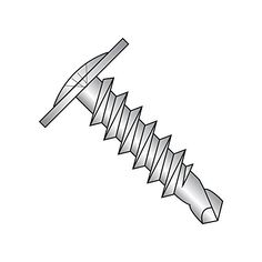 18-8 Stainless Steel Sheet Metal Screw #5-20 Thread Size 5//8 Length Phillips Drive Type AB 82 degrees Flat Head Pack of 100 Plain Finish