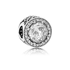 Perlen SchöN 2018 Winter Charme Blau Gletscher Perle 925 Sterling Silber Fit Original Pandora Charms Armband Mode Schmuck Machen Perlen & Schmuck Machen