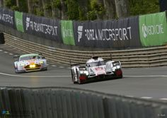 Audi R18 Etron Quattro #9 Filipe Albuquerque/Marco Bonanomi/Rene Rast, Le Mans, 2015 - F1 Fanatic