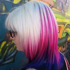 hair by Emily Galic-Baker Europa Salon and Spa