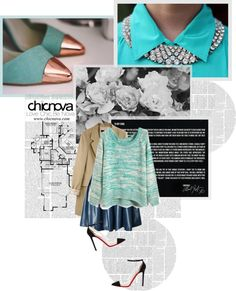 """""""Bez naslova #137"""" by fashion-is-a-style-of-life ❤ liked on Polyvore"""