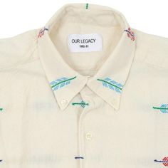 this button down is near perfect.