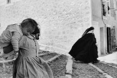 Henri Cartier-Bresson // Spain, 1963 - Burgos