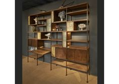 Cox London - Bibliotheque wall unit