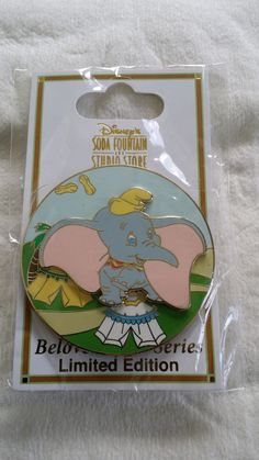 DSF - Beloved Tales - Dumbo Pin LE 300 Disney