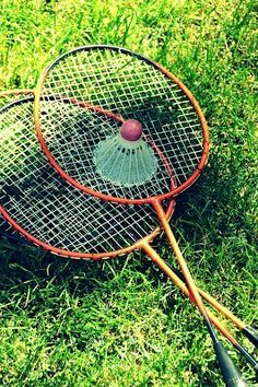 I love being on my badminton team! Badminton is probably my favorite sport! The Last Summer, Summer Fun, Summer Time, Those Were The Days, The Good Old Days, Backyard Bbq, Good Ole, My Childhood Memories, Summer Breeze