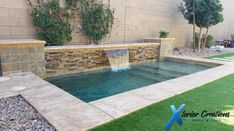 Custom Pool Design Pictures | Xterior Creations Pools & Spas