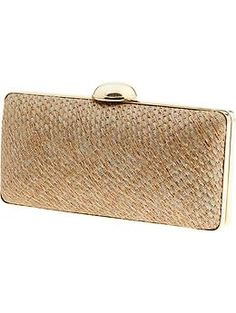 Banana Republic's Roberta Box Clutch as a stand in for the LK Bennett Natalie