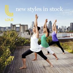 New Lole Pants in stock!