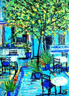 Buy Springtime in Andaluthia III, Acrylic painting by Paul J Best on Artfinder. Discover thousands of other original paintings, prints, sculptures and photography from independent artists.