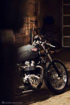 motorfoto op TVF