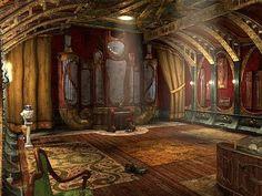 Jules verne nautilus interior nemo 39 s pipe organ captain 20 000 leagues under the sea - Oignon sous le lit combien de temps ...